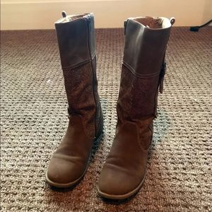 Other - Girls Brown Boots